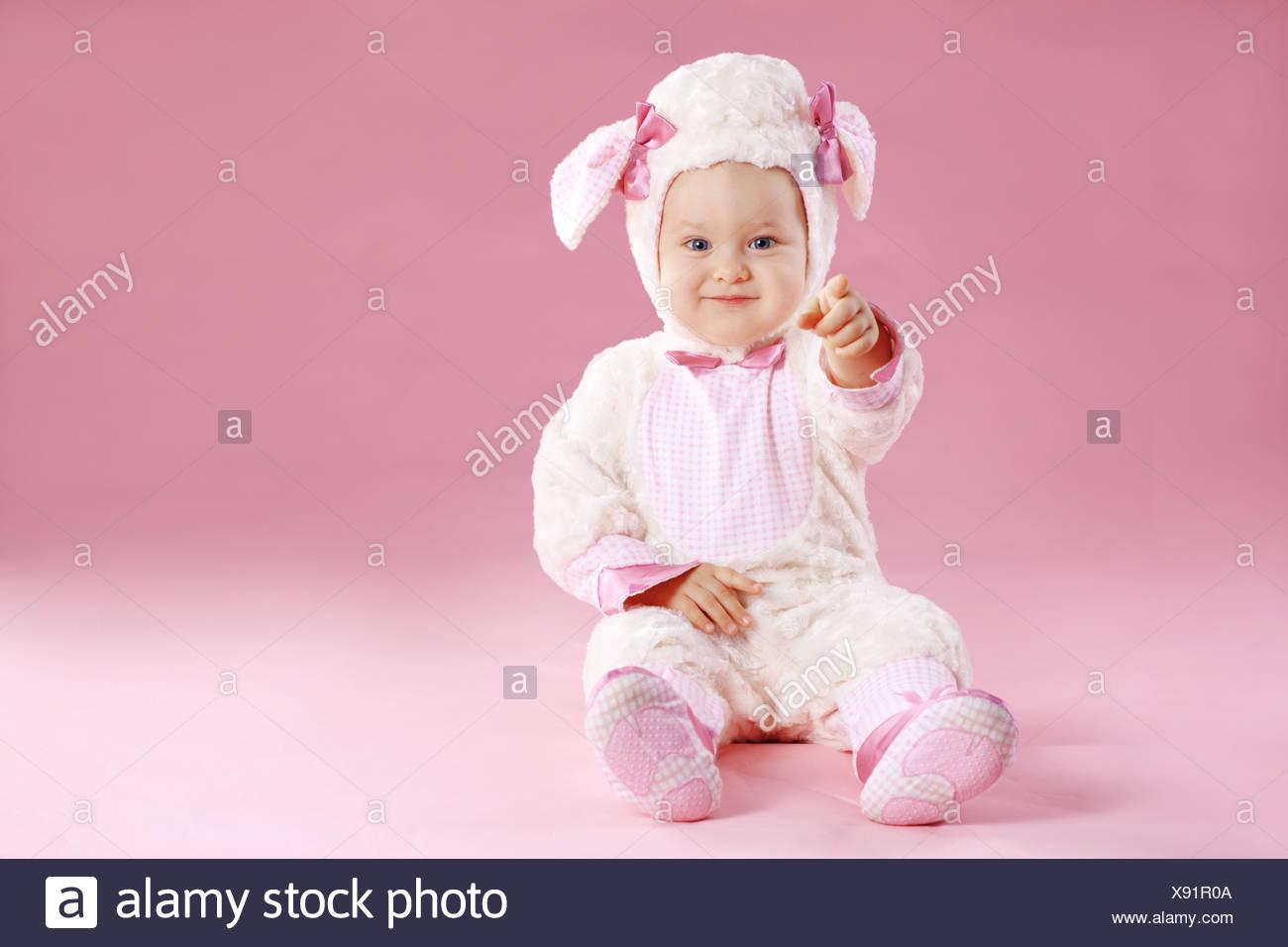 e70acb995 Sheep Toddler Costume & Lovely Lamb Sheep Plush Costume Baby Infant ...