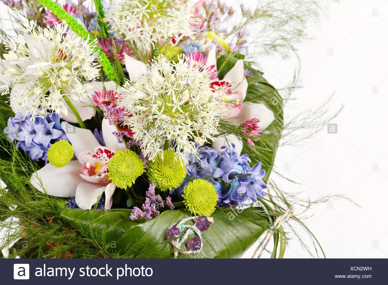 Beautiful flowers in the basket stock photo 283205037 alamy beautiful flowers in the basket izmirmasajfo