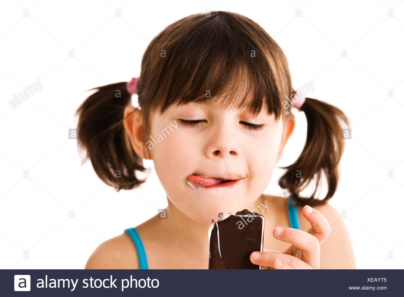Pigtails and ice cream 3
