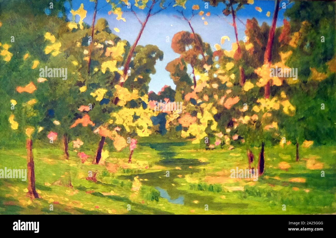 Herbst Olgemalde Stockfotos Und Bilder Kaufen Alamy