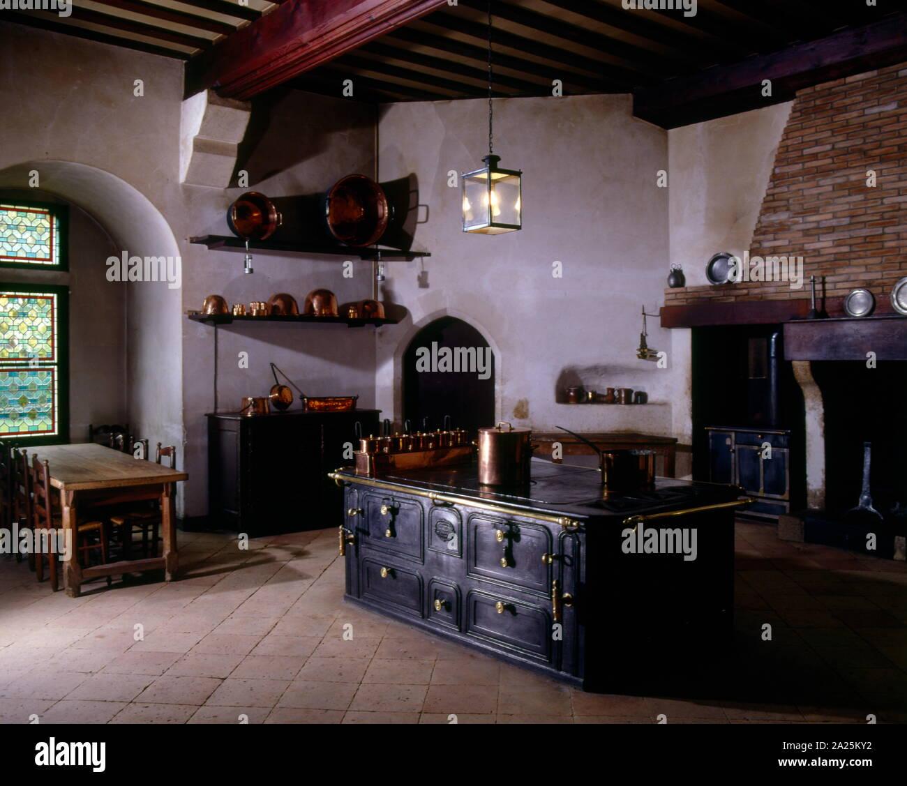 19th Century Kitchen Stockfotos Und Bilder Kaufen Alamy
