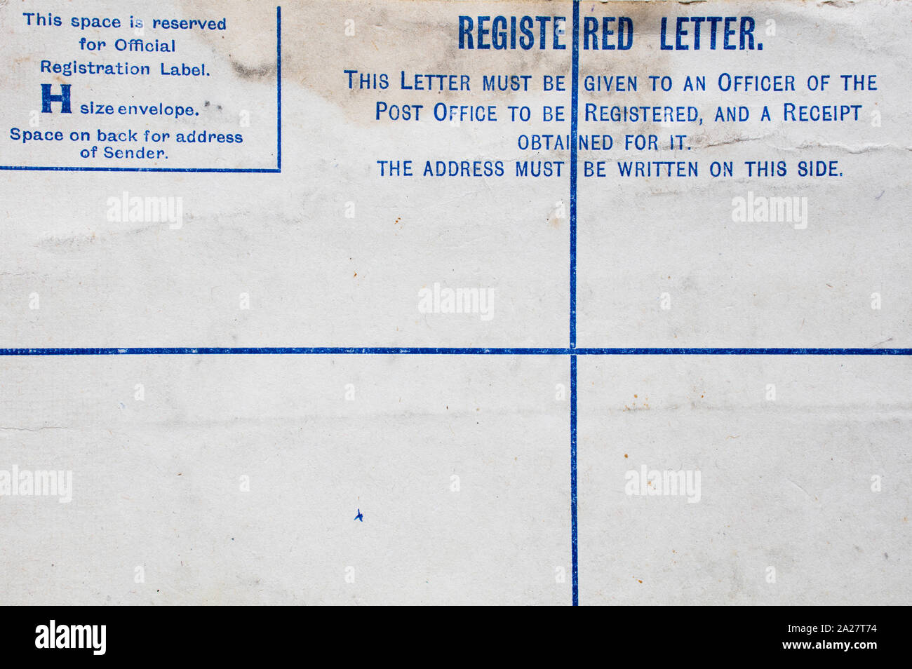 einschreiben an postfiliale