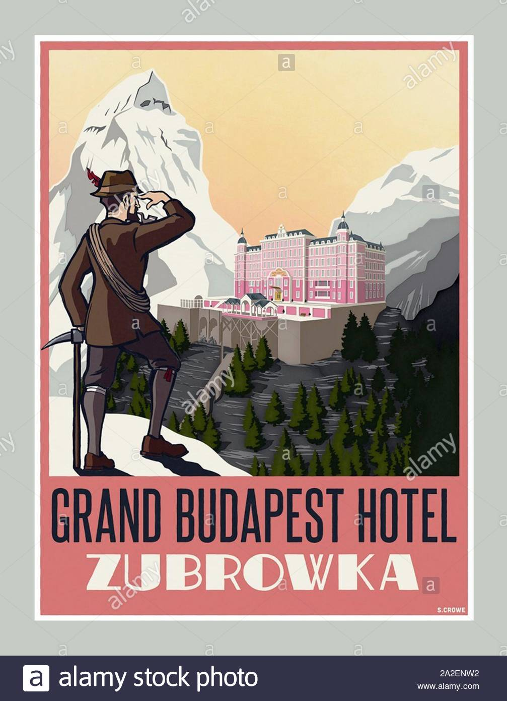 Grand Budapest Hotel Stockfotos Und Bilder Kaufen Alamy