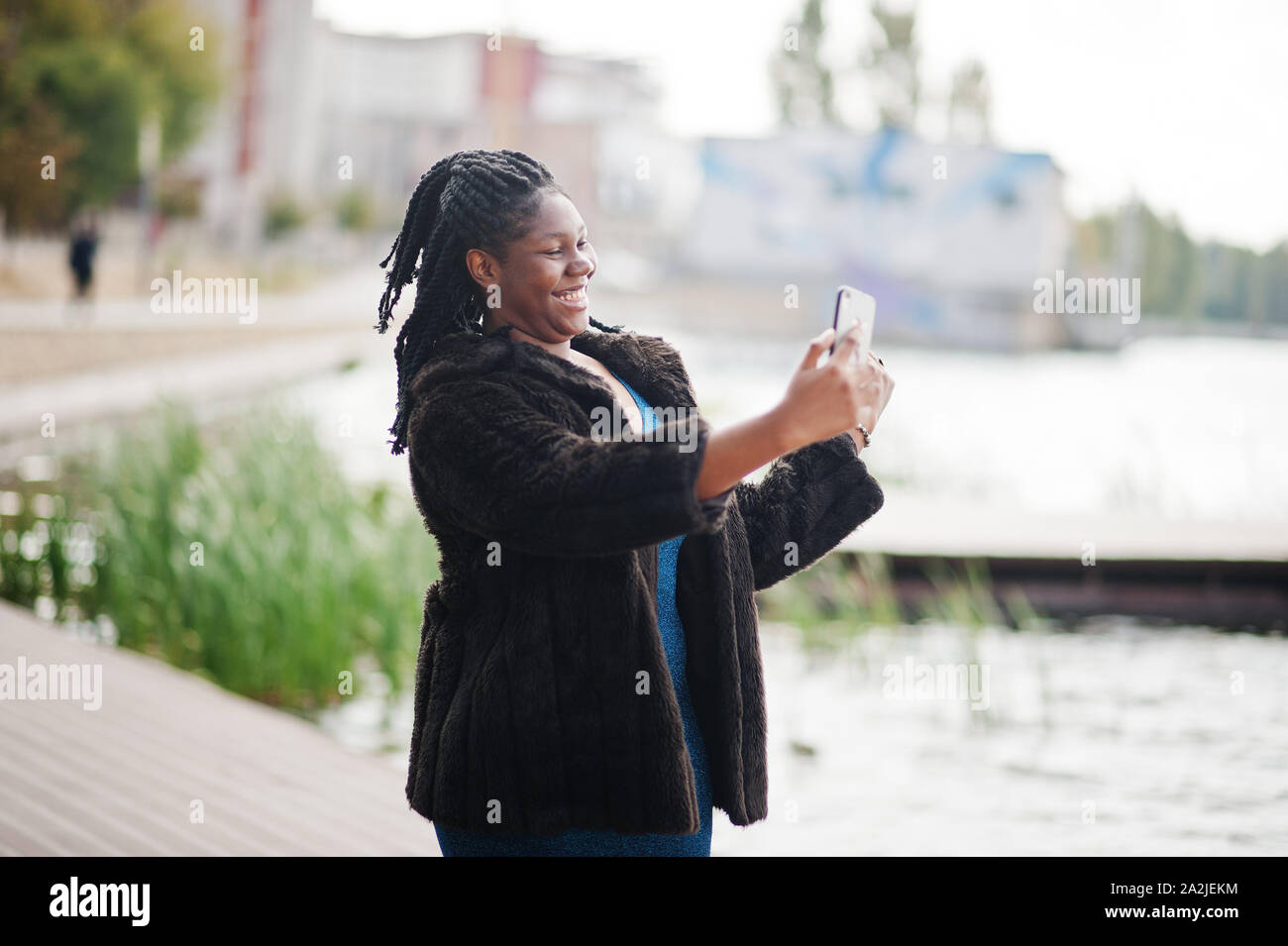 haube dicke schwarze madchen selfies