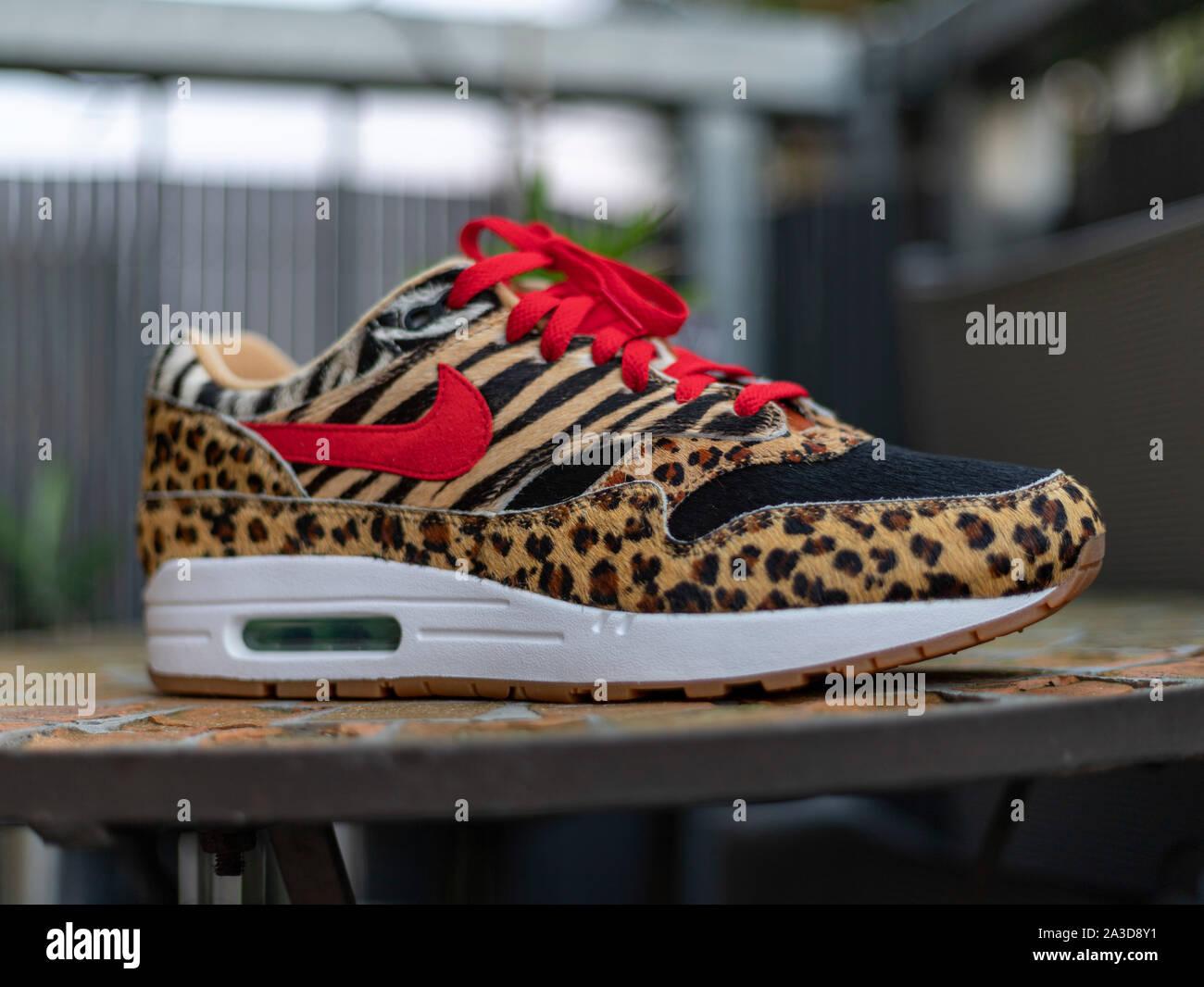 Nike Air Max Stockfotos & Nike Air Max Bilder Alamy