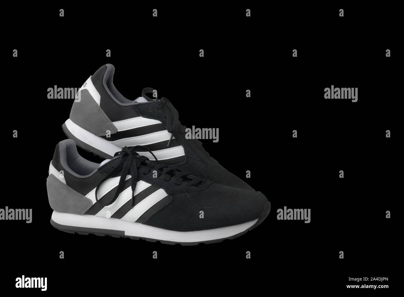 Sneakers Isolated Stockfotos & Sneakers Isolated Bilder Alamy