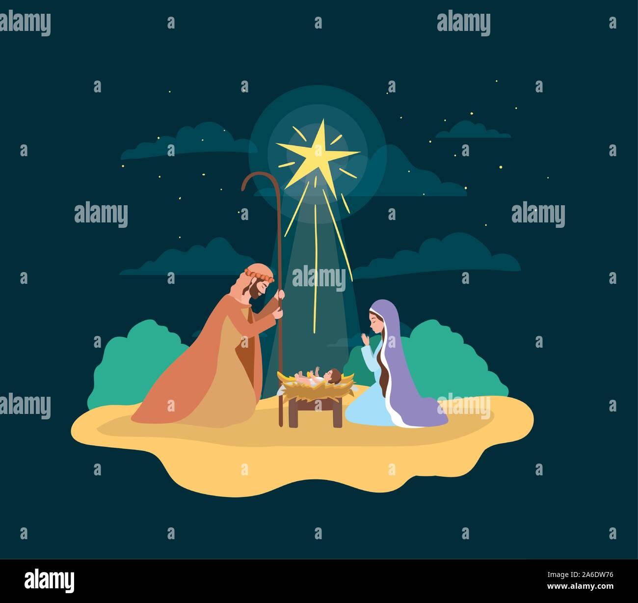 Weihnachtskrippe Krippe von Jesus der Heilige Familie clipart - einfache  Kompass rose png herunterladen - 999*999 - Kostenlos transparent Blatt png  Herunterladen.