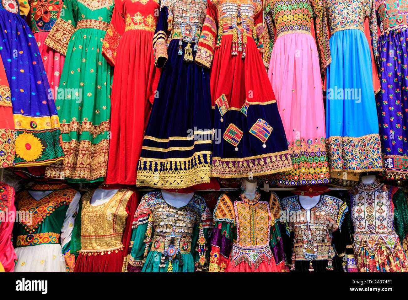 afghan traditional dress stockfotos und -bilder kaufen - alamy
