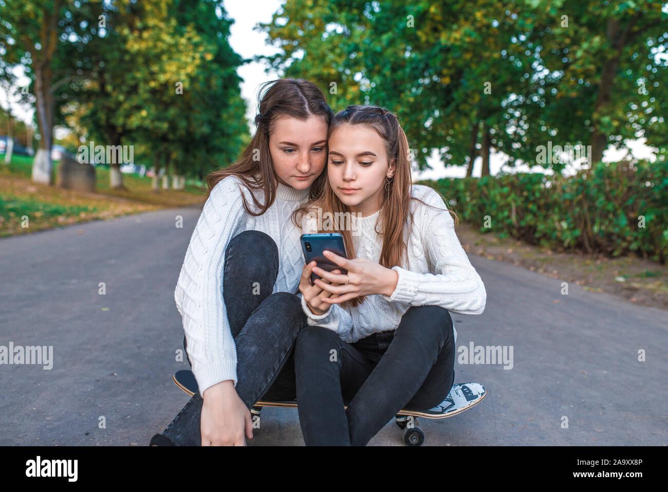 Amateur mexikanischen Teenager-Paar