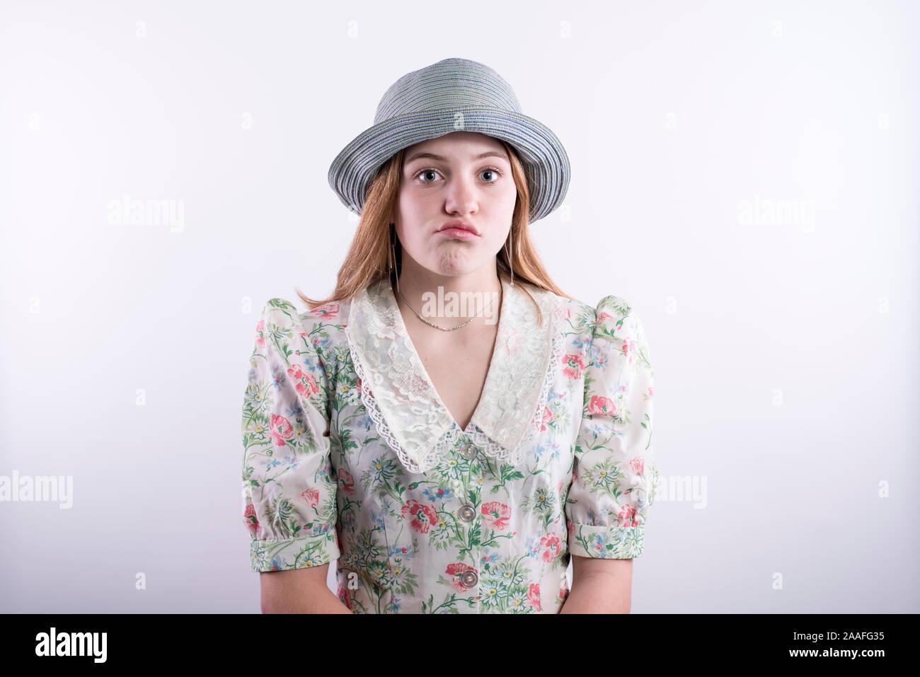 kirsche teen modell galerie