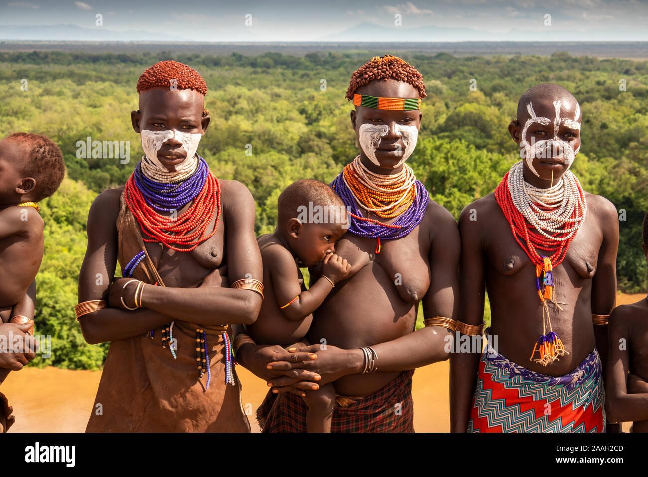 nackt athiopischen frauen