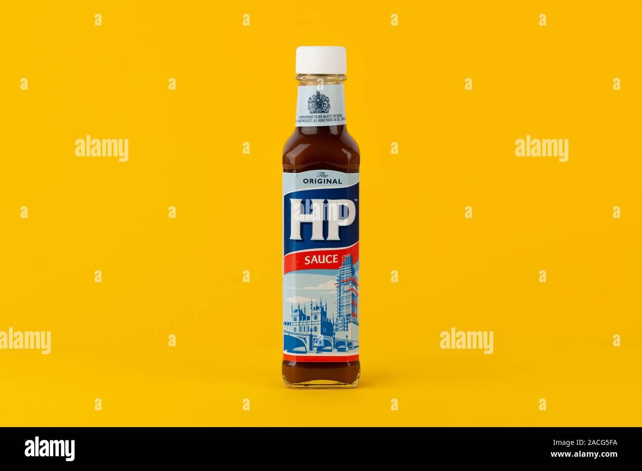 Hp Saucenflasche Stockfotos und  bilder Kaufen   Alamy