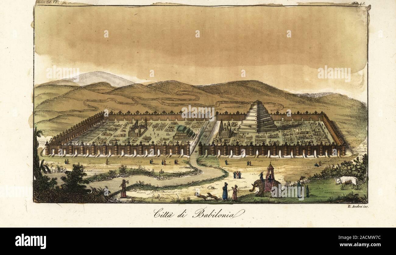Altes Babylon Stockfotos Und Bilder Kaufen Alamy