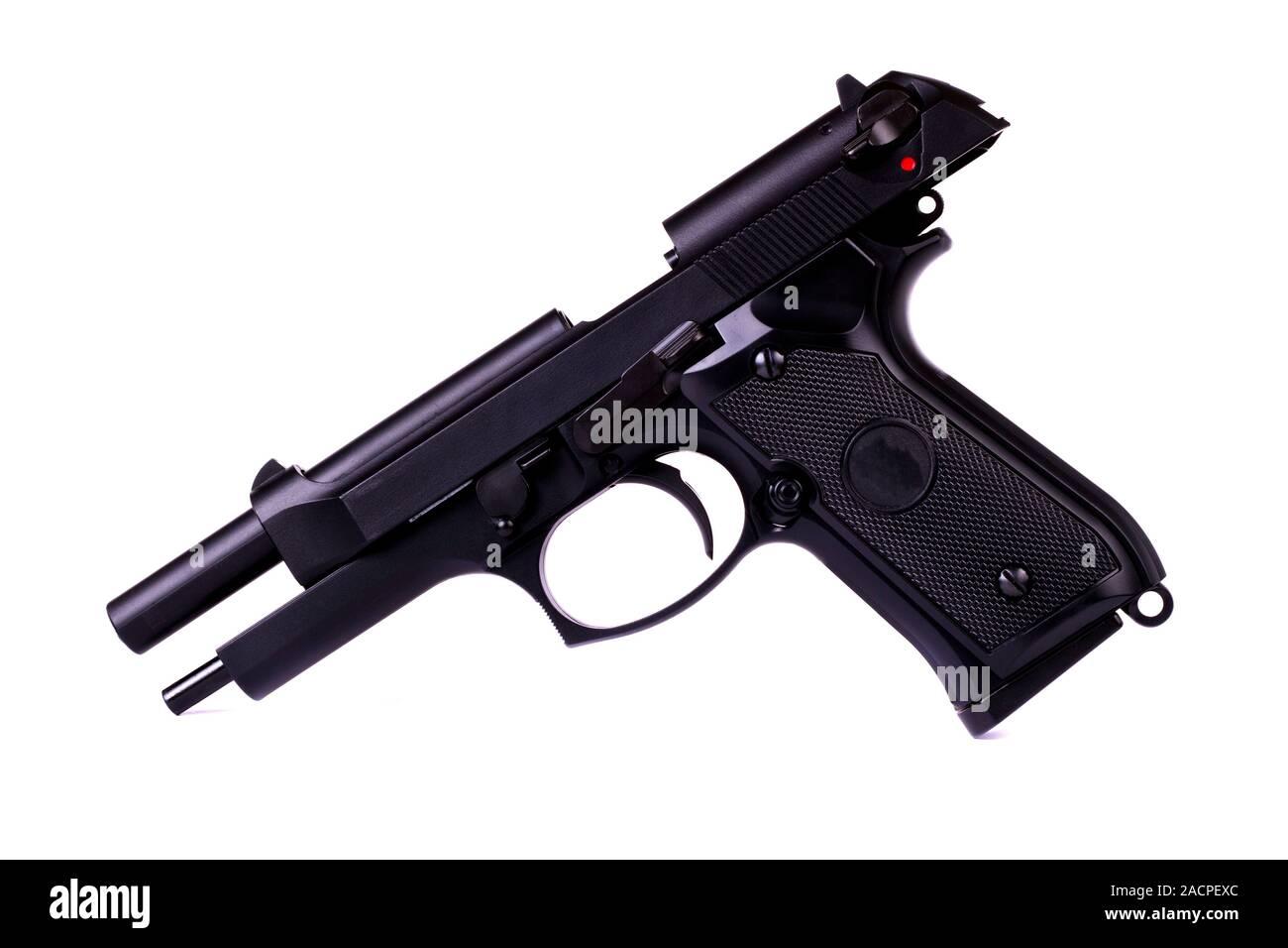 Airsoft Gun Stockfotos Und Bilder Kaufen Alamy