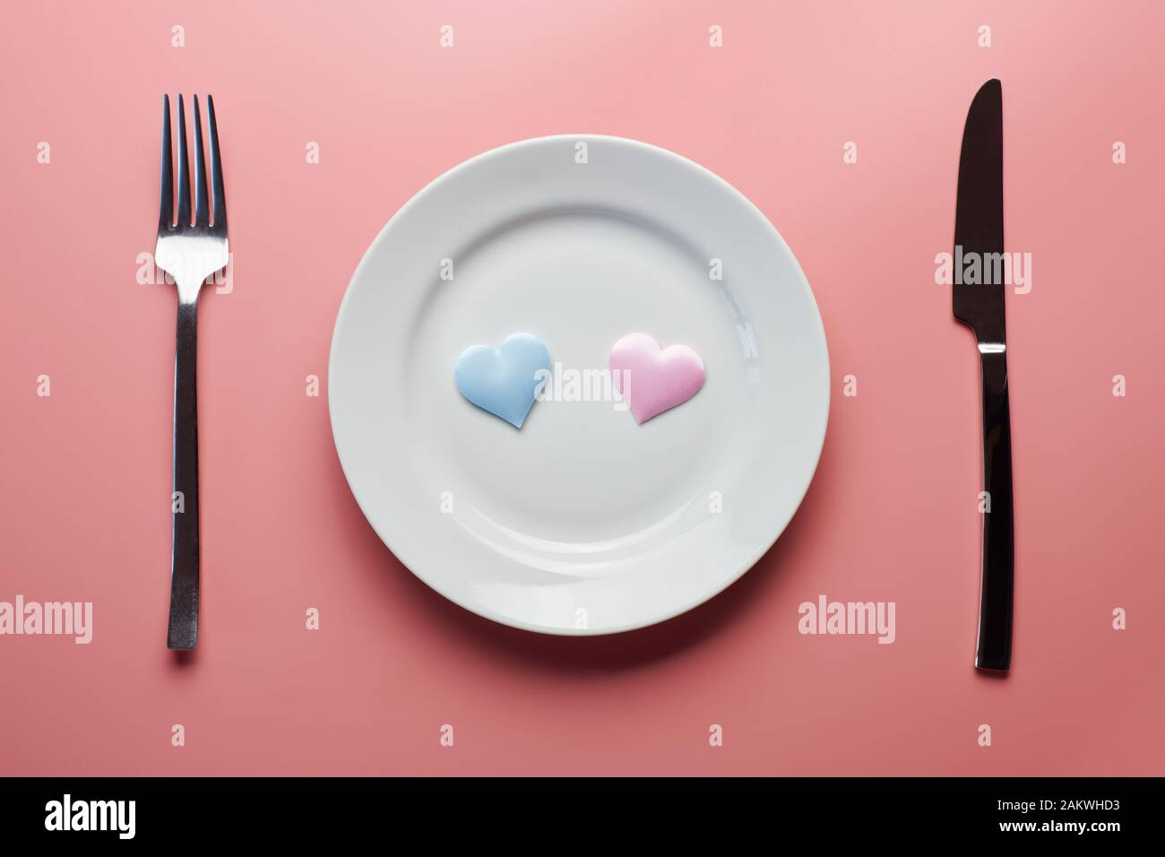 Hochzeit Besteck Konzept Stockfotos Und Bilder Kaufen Alamy