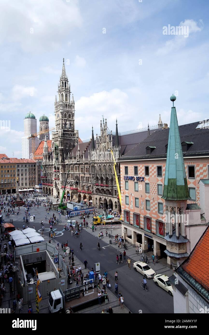 Altes Rathaus Munchen Stockfotos Und Bilder Kaufen Alamy