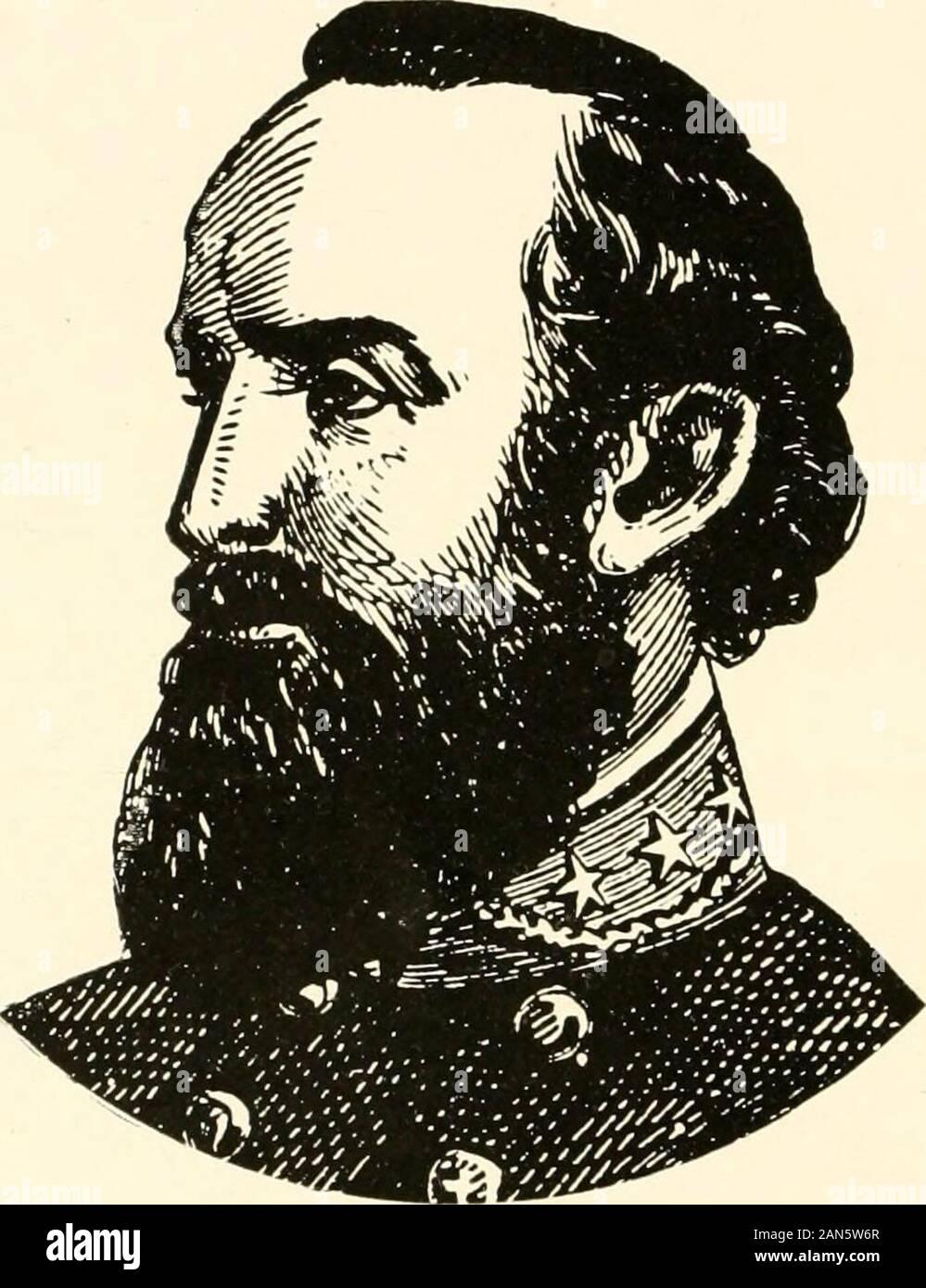 Die Geschichte und die Geographie von Texas, wie in der Grafschaft Namen gesagt. warhe serviert auf thefrontier der USA, trat jedoch 1855 der Po-sition von Professor ofmathematics an theVirginia militärischen Institut zu akzeptieren, und war in den Pflichten ofthat Position eingekuppelt, wenn der Bürgerkrieg im Jahre 1861. Er offeredhis Dienstleistungen zu seiner Heimatstadt und wurde sofort Commis - sioned Oberst und bald danach Brigadier General. Whilecommanding seine Brigade an der ersten Schlacht von Manassas, ColonelBarnard E. Biene, deren Regiment durch den Feind verwirrt war, wies darauf hin, seine Befehle General Jackson, sagen, Th Stockfoto