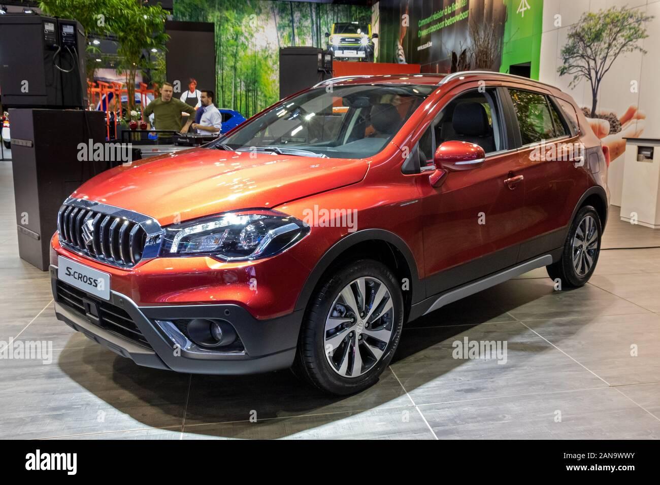 2020 Suzuki Sx4 Interior
