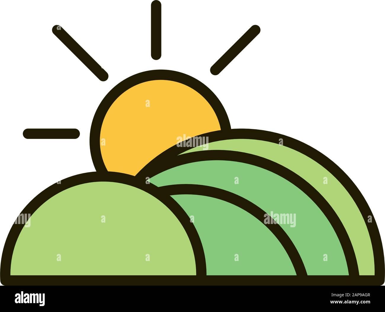 Sun Ray Sunlight Forest : Stockfoto (Jetzt bearbeiten) 1101152117