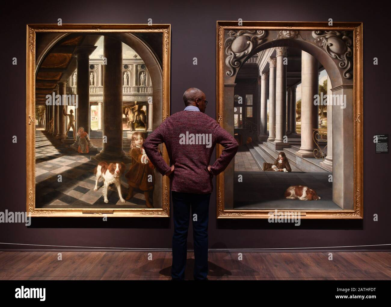 Perspektivische Illusion Stockfotos Und Bilder Kaufen Alamy