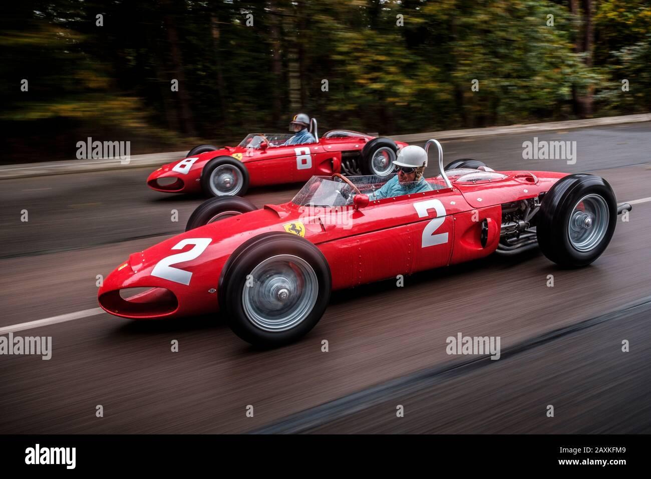 156 F1 1961 Stockfotos Und Bilder Kaufen Alamy