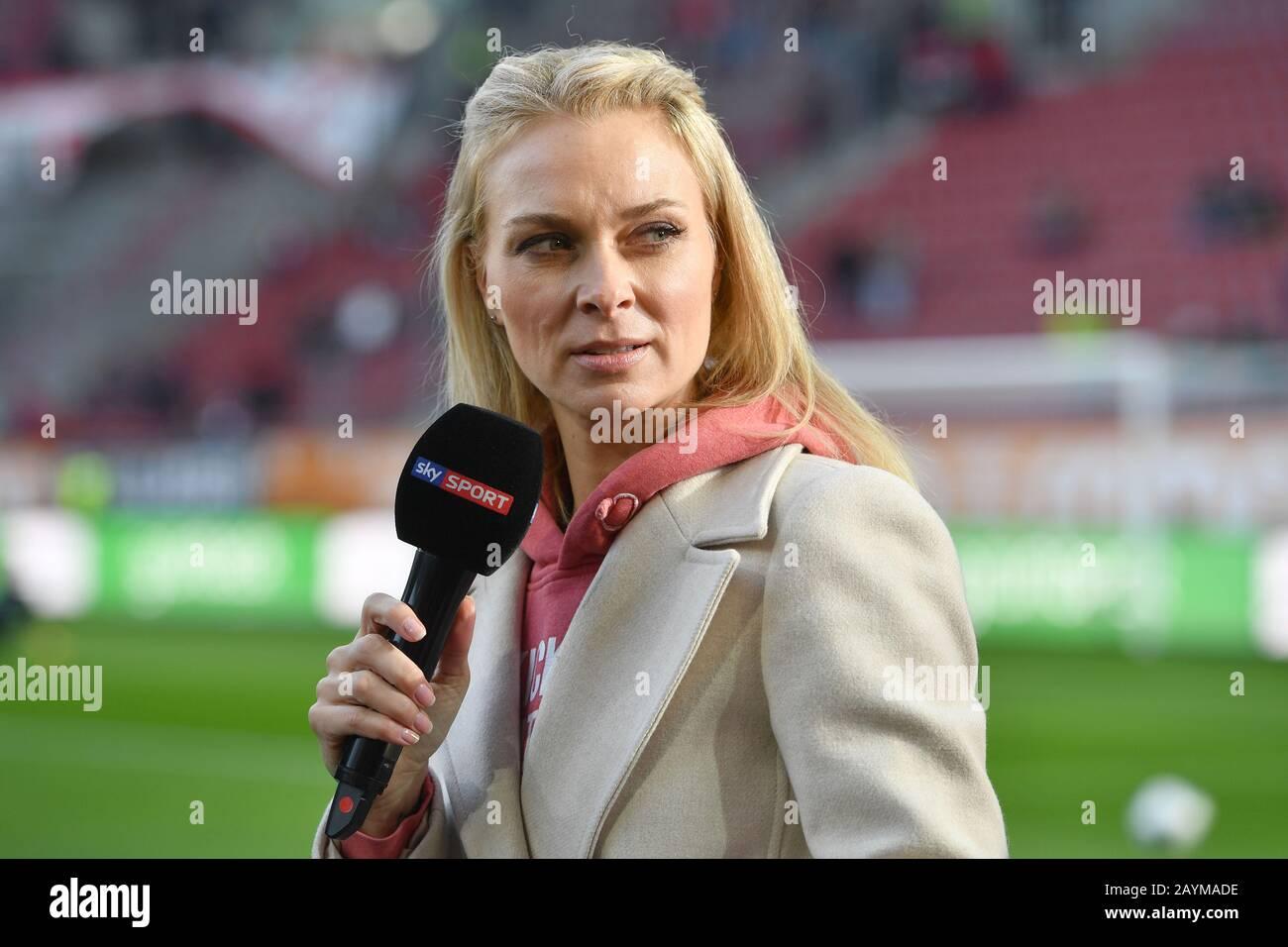 Nackt hofmann sport1 ruth moderatorin SPORT1: Moderatorin