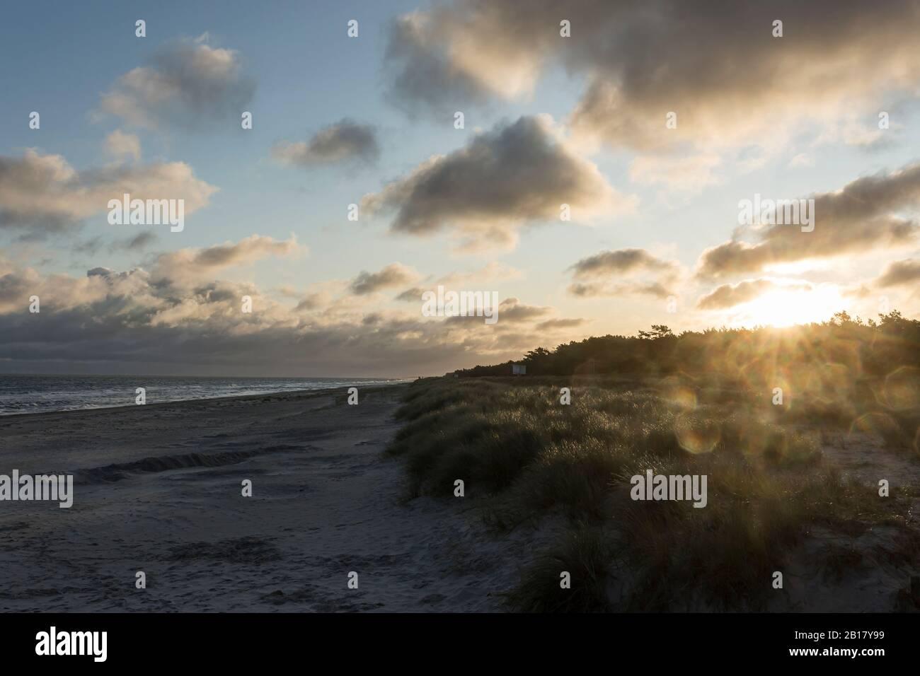 Prerow Weststrrand Stockfotos und  bilder Kaufen   Alamy