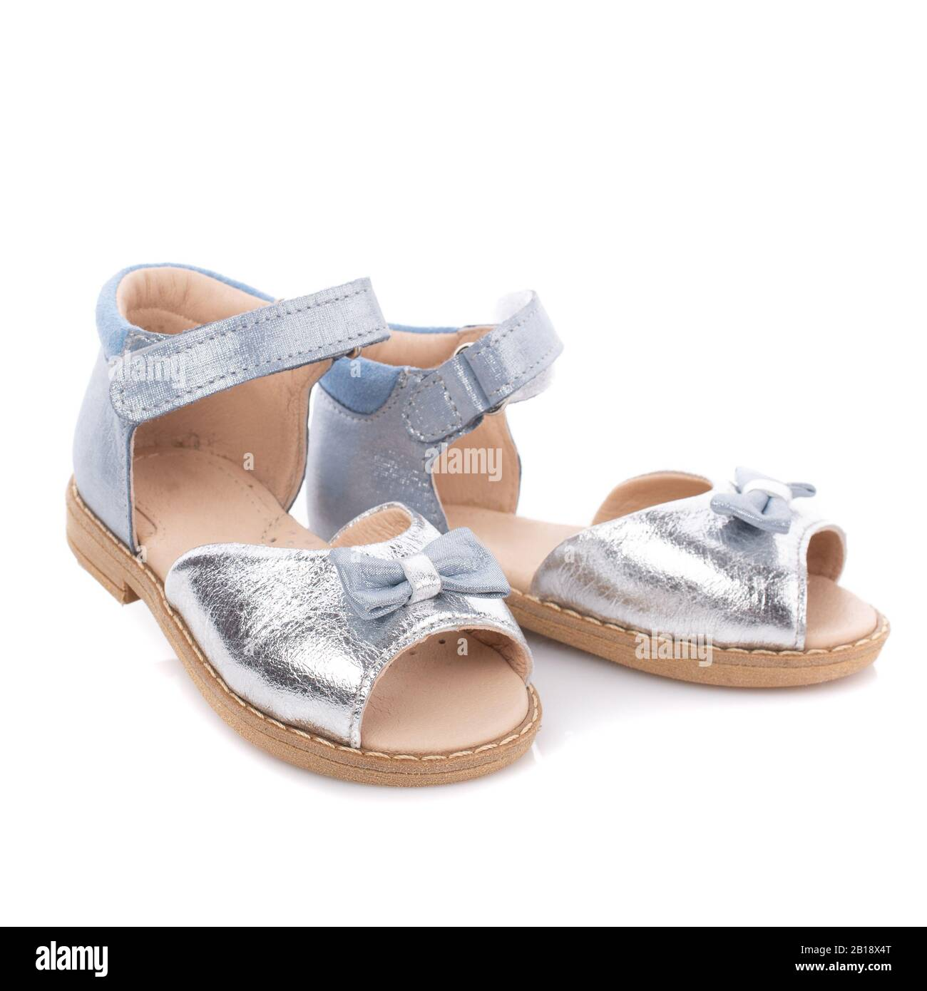 Silberne Sandalen Stockfotos und bilder Kaufen Alamy