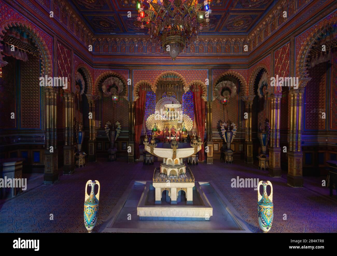 Linderhof Interior Stockfotos Und Bilder Kaufen Alamy
