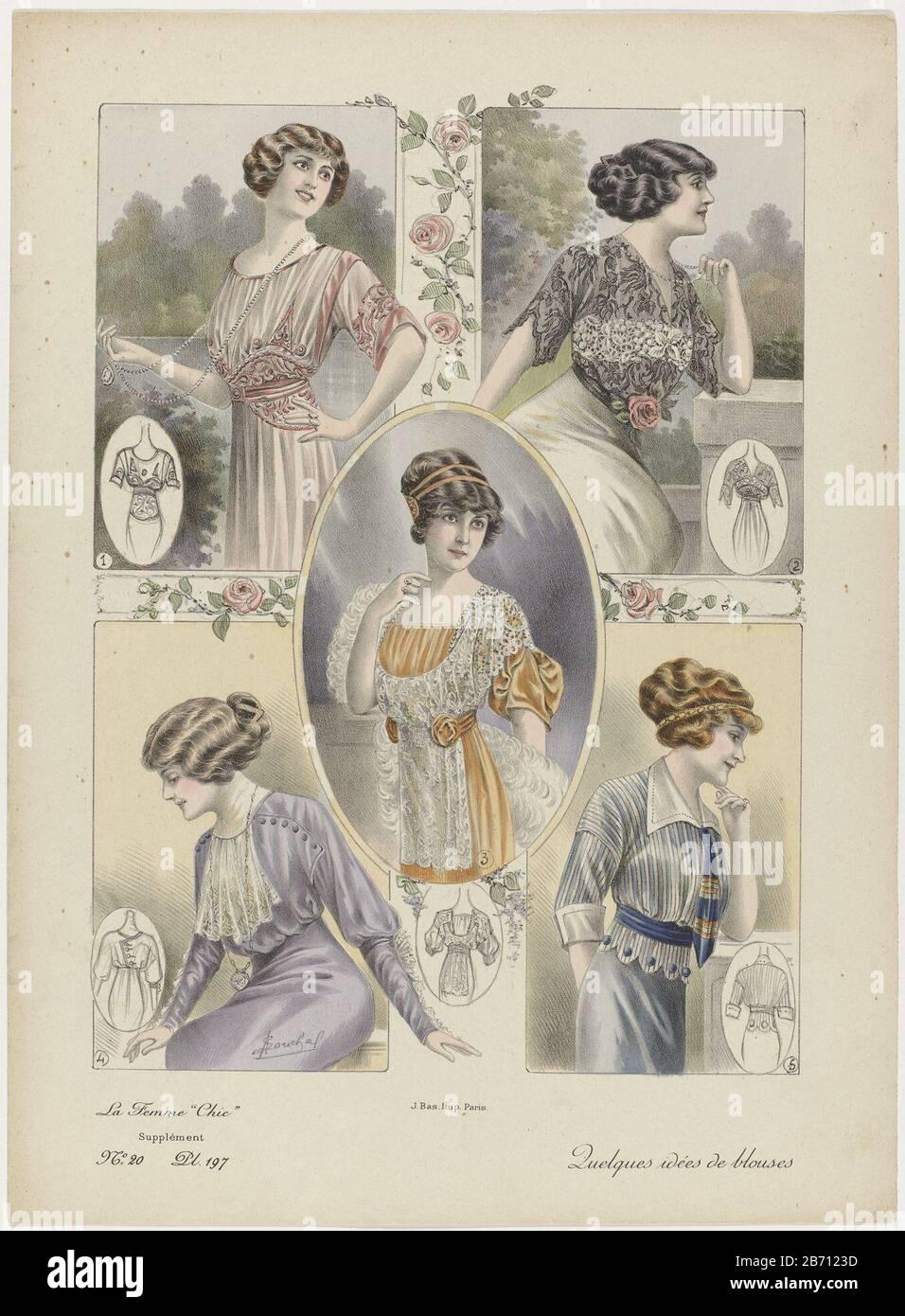 womens fashion 1911 stockfotos und -bilder kaufen - alamy