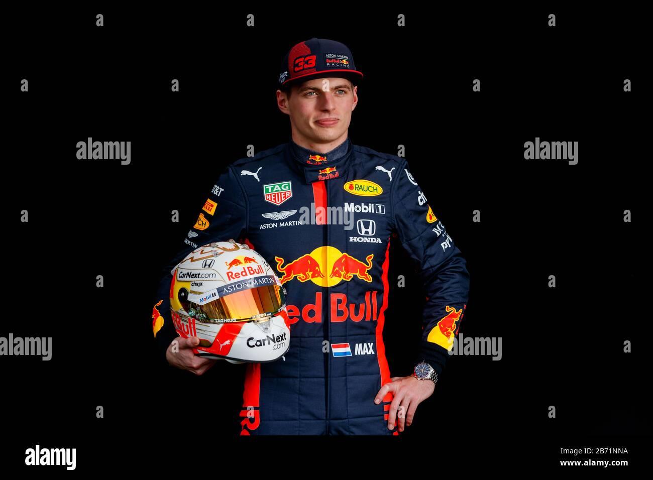 Max Verstappen (NED) Stockfoto