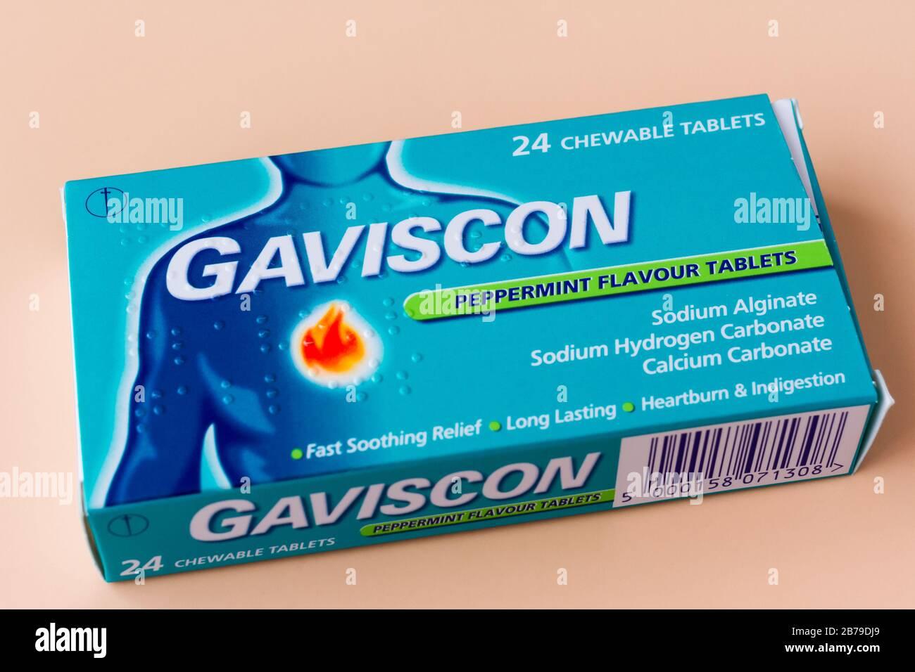 Und pille gaviscon Unique and