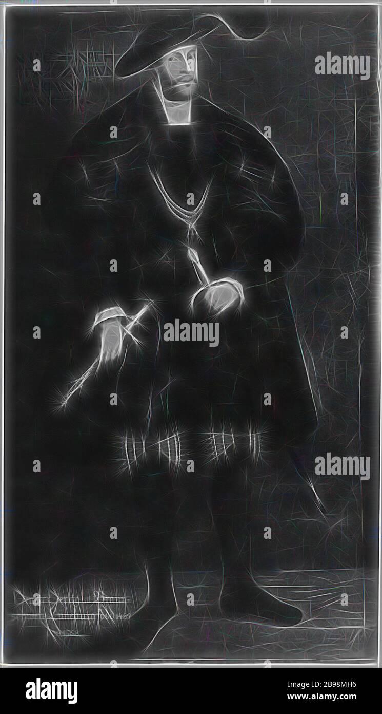 Zugeschrieben David Frumerie, Heinrich II., 1489-1568, Herzog von Braunschweig-Wolfenbüttel, Gemälde, Heinrich V., Herzog von Braunschweig-Lüneburg, Öl auf Leinwand, Höhe, 197 cm (77.5 Zoll), Breite, 120 cm (47.2 Zoll), neu gestaltet von Gibon, Design von warmen fröhlich glühen von Helligkeit und Lichtstrahlen Ausstrahlung. Klassische Kunst neu erfunden mit einem modernen Twist. Fotografie inspiriert von Futurismus, umarmt dynamische Energie der modernen Technologie, Bewegung, Geschwindigkeit und Kultur revolutionieren. Stockfoto