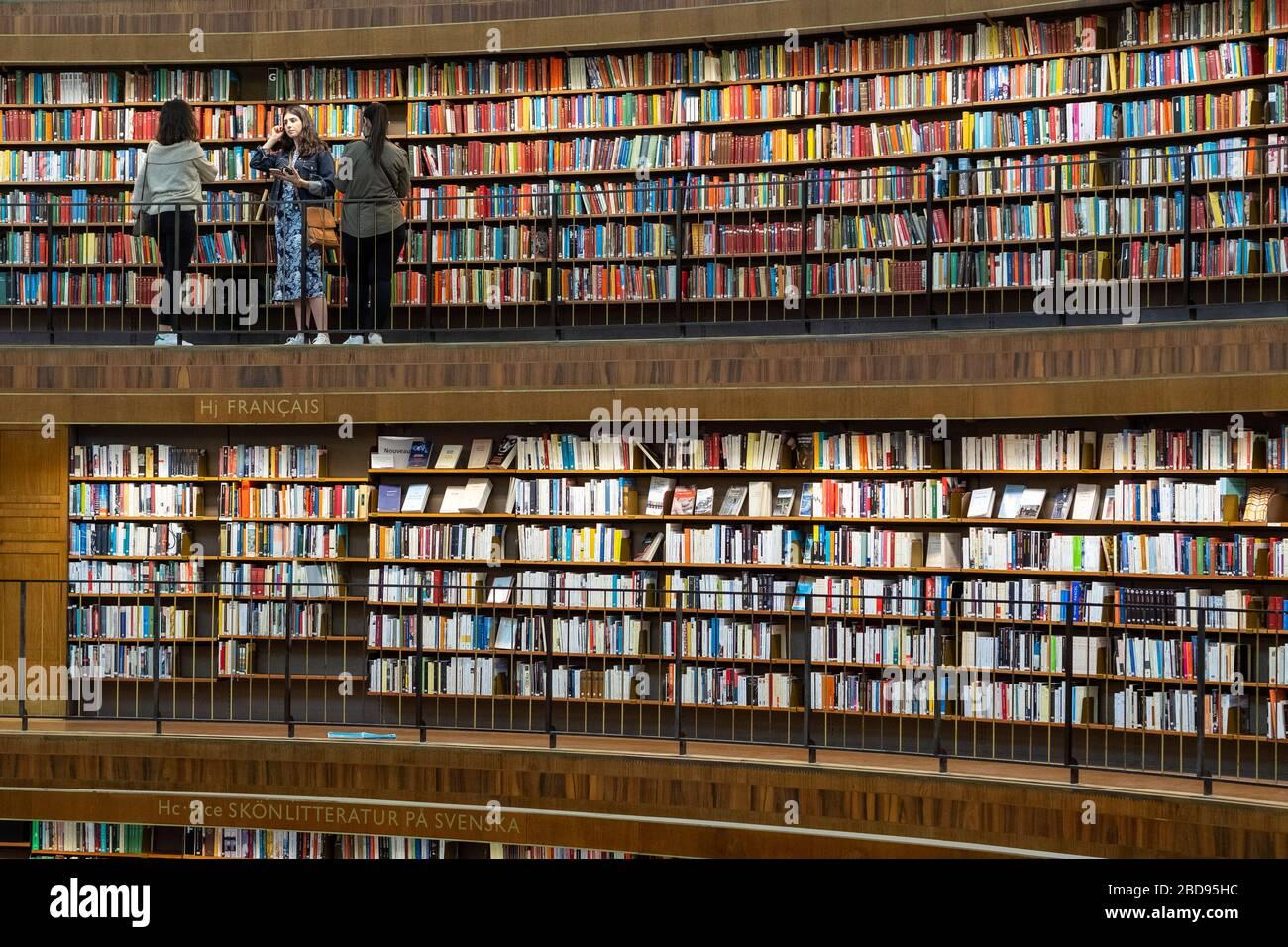 Öffentliches Bücherregal Stockfotos und  bilder Kaufen   Alamy