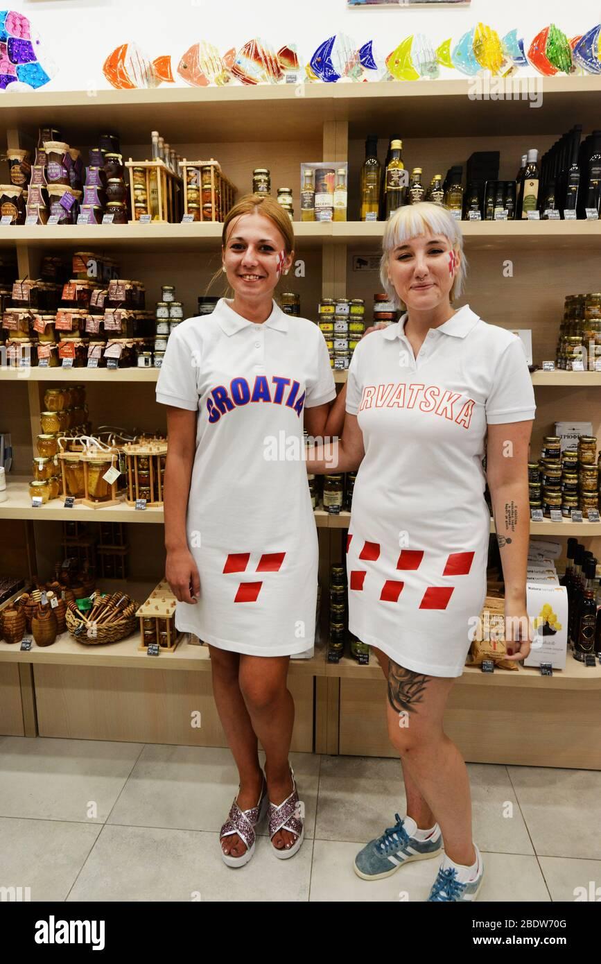 Frauen kroatische Kroatische frauen