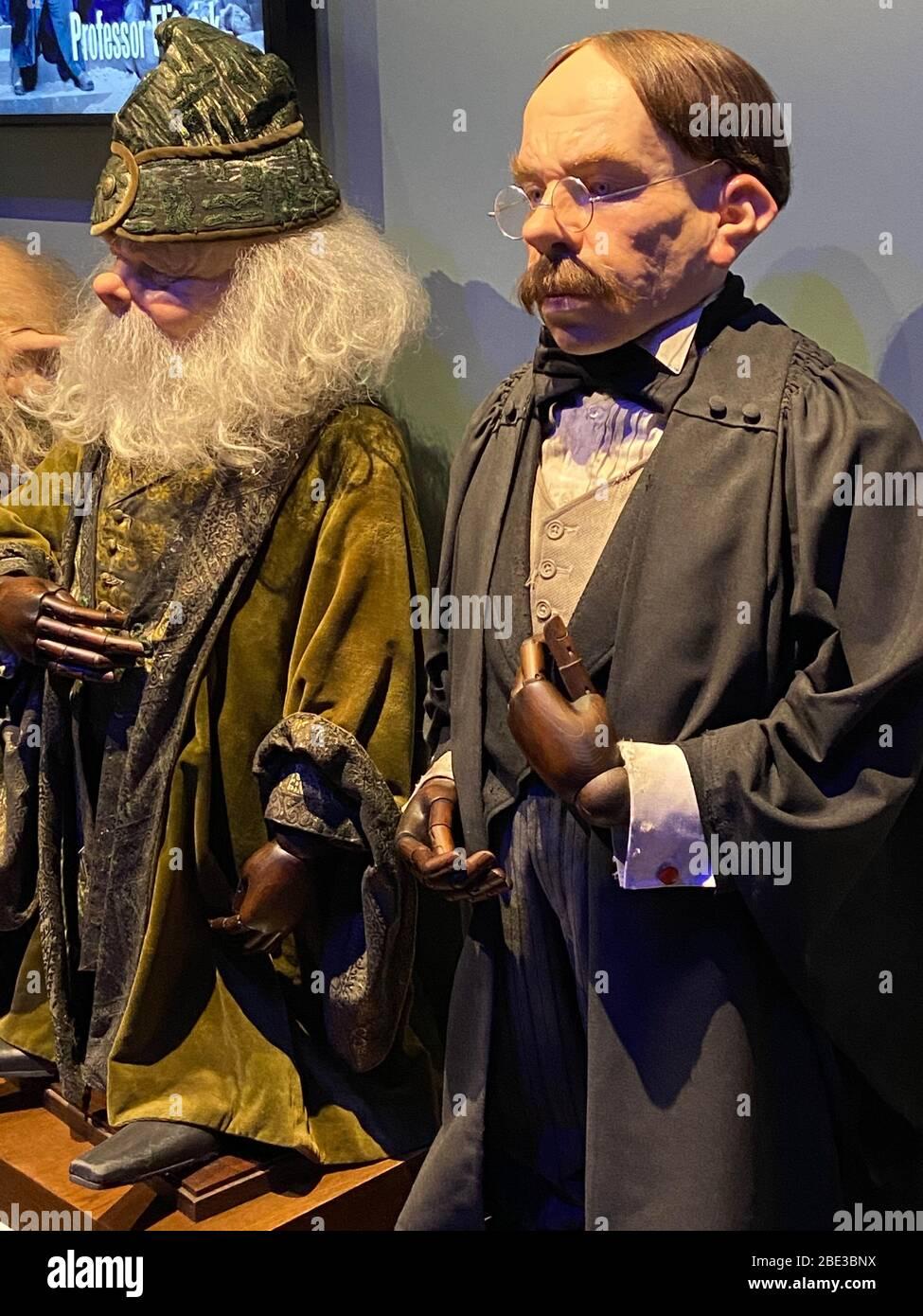 Harry Potter Charaktere Stockfotos Und Bilder Kaufen Alamy