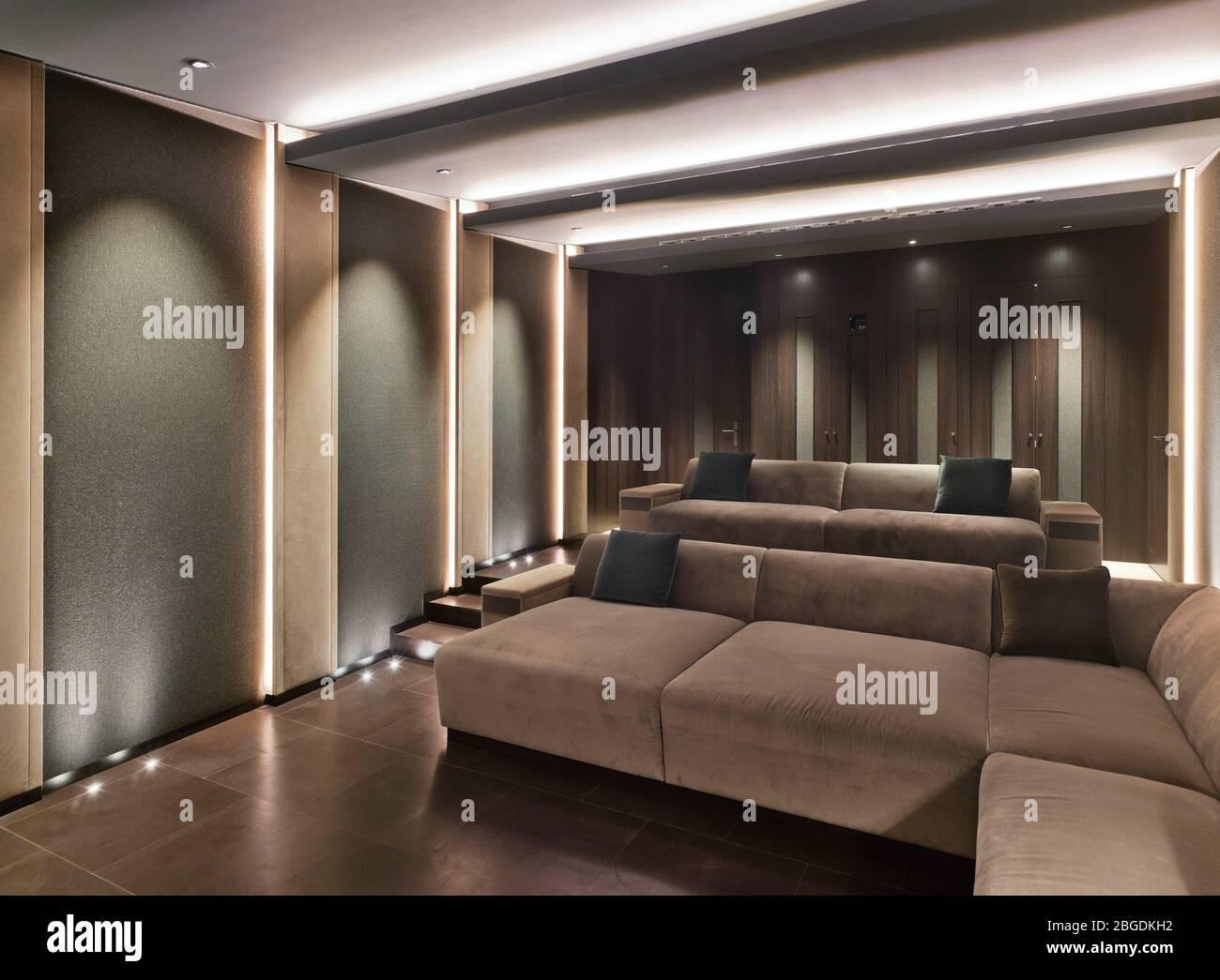 Country House Interior Design Stockfotos und  bilder Kaufen   Alamy