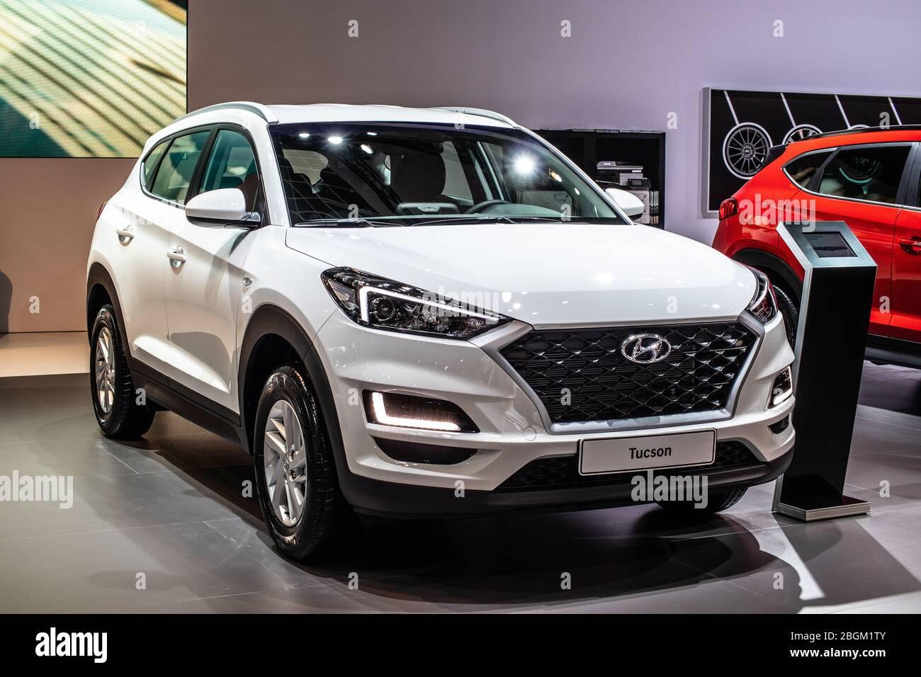 2020 Hyundai Tucson Redesign and Concept