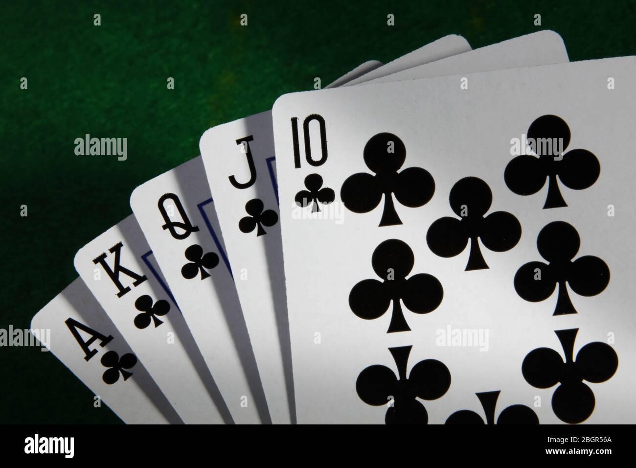 Höchste hand beim poker