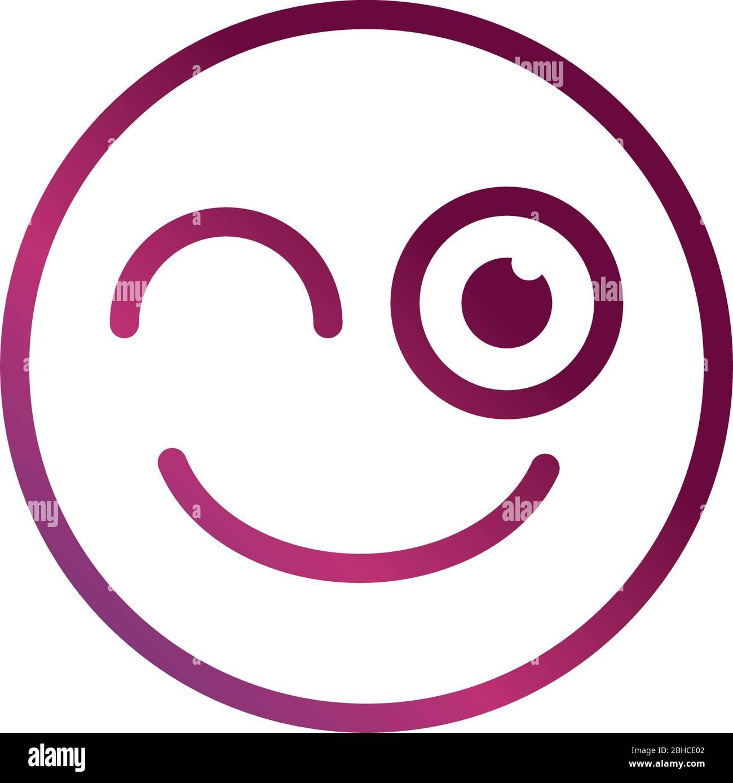 Zeichen zwinker smiley ツ゚ Fortnite