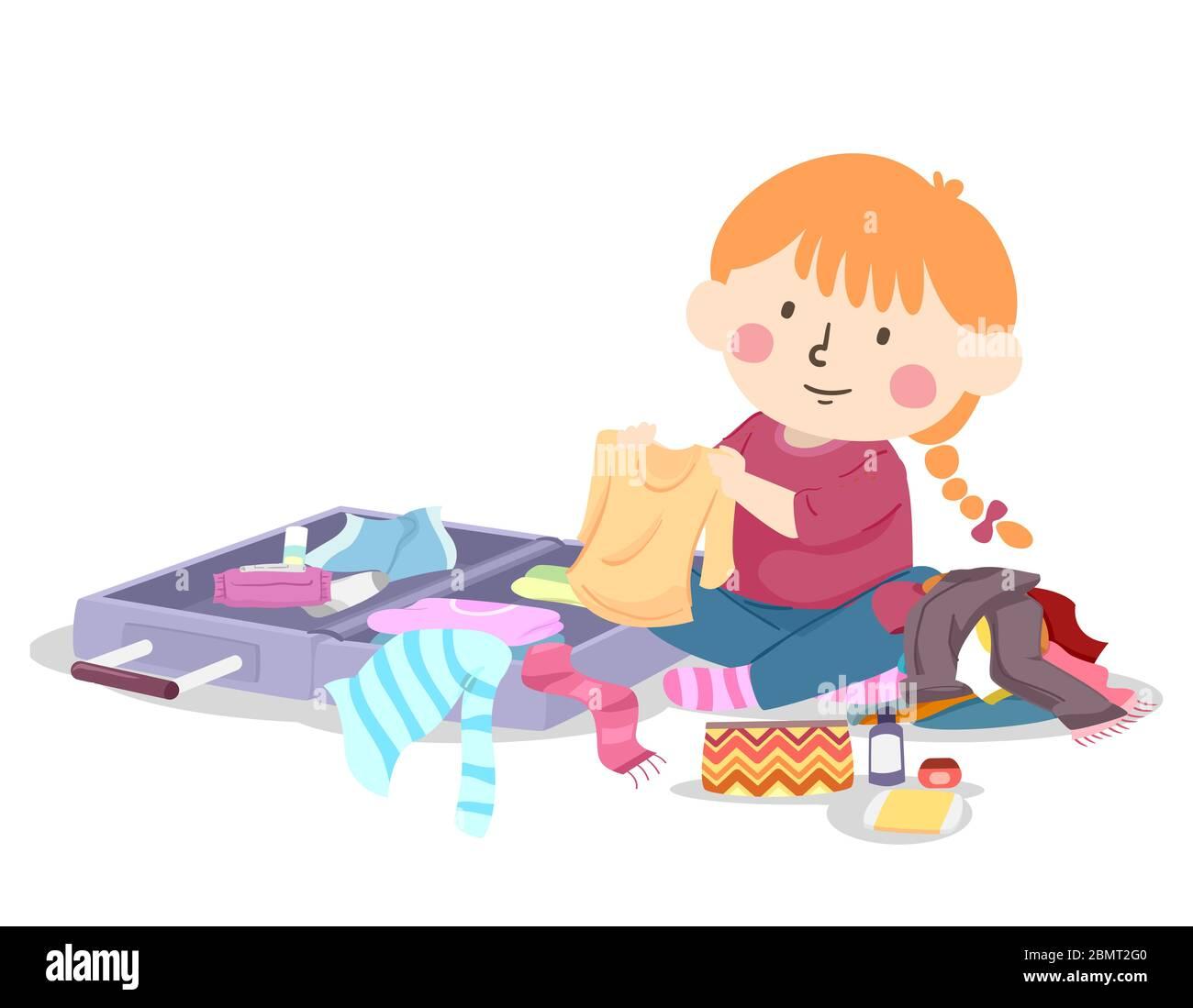 Mädchen Reinigung Einen Tisch Cartoon Lizenzfrei Nutzbare Vektorgrafiken, Clip  Arts, Illustrationen. Image 13131655.