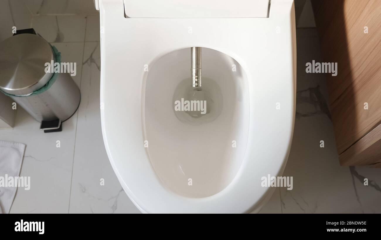 Badezimmer Müll Stockfotos und  bilder Kaufen   Alamy