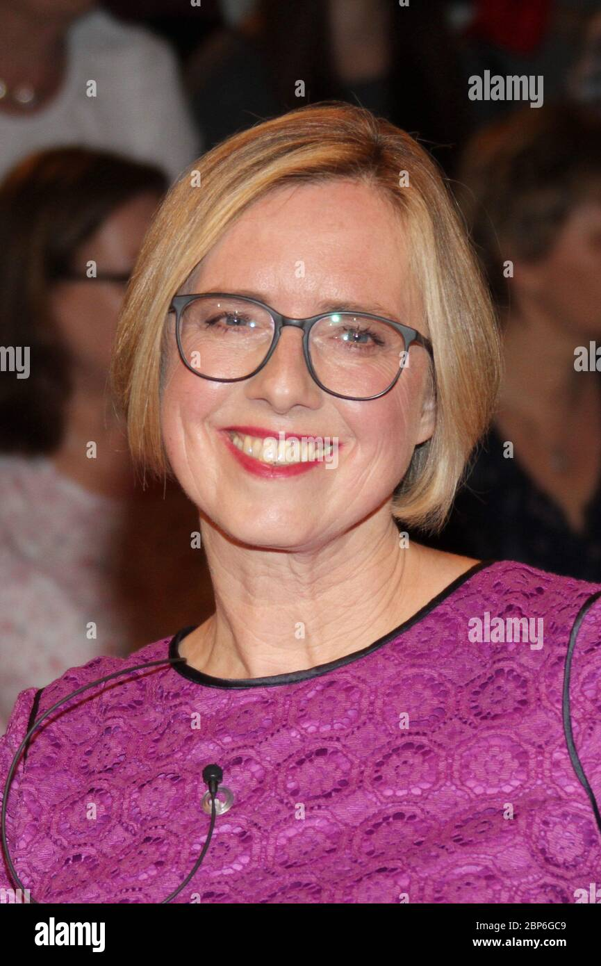 Ursula Ott, Lanz, 11.06.2019 Stockfoto