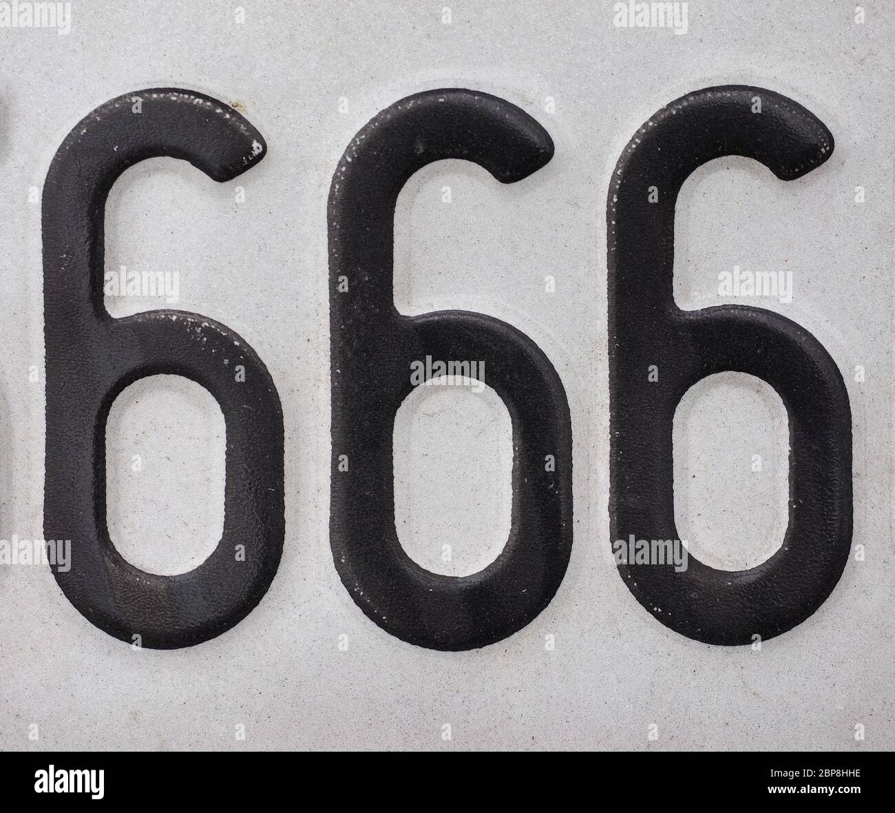 Zahl des teufels 666 bedeutung