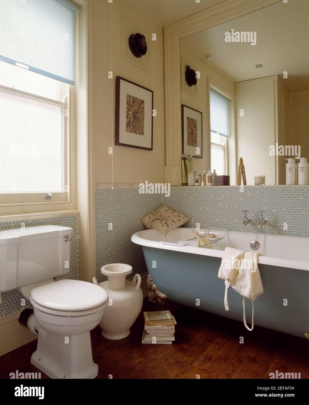Roll Top Badewanne Stockfotos Und Bilder Kaufen Alamy