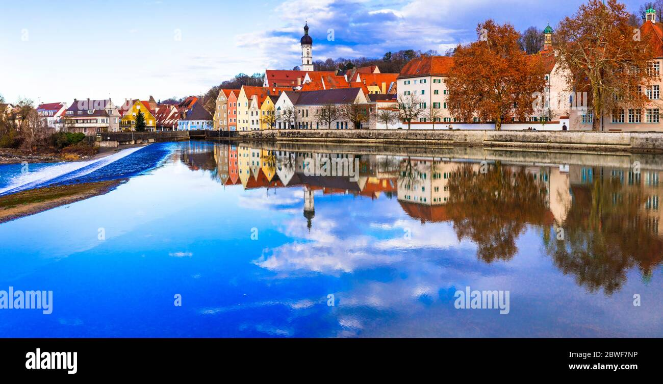 Landsberg In Lech Stockfotos Und Bilder Kaufen Alamy