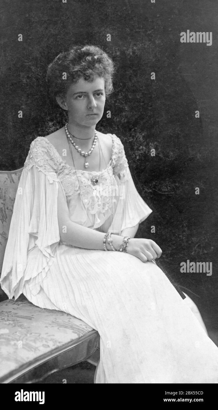 duchess of oldenburg stockfotos und -bilder kaufen - alamy