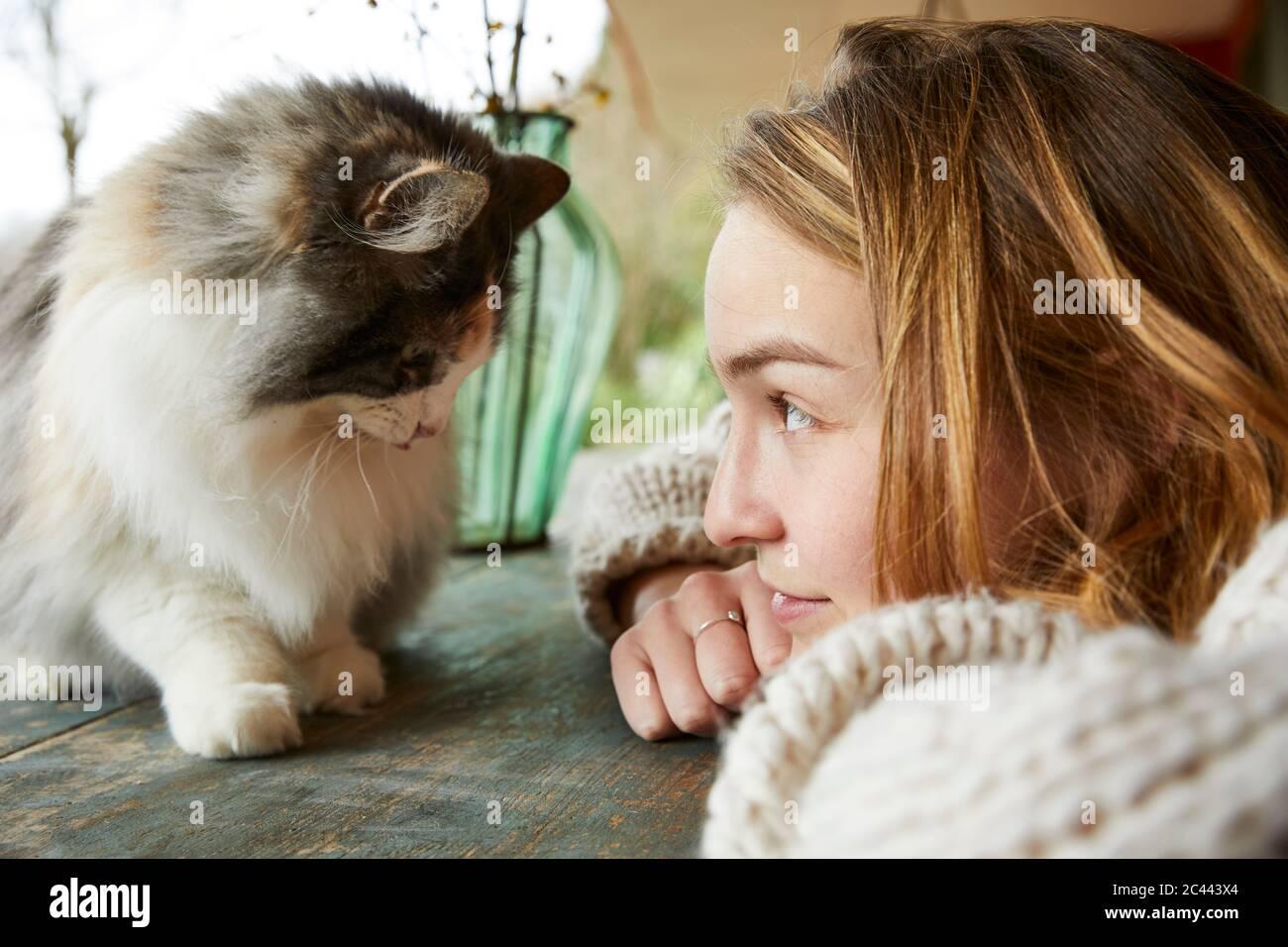 Norwegische Frau Stockfotos und -bilder Kaufen - Alamy