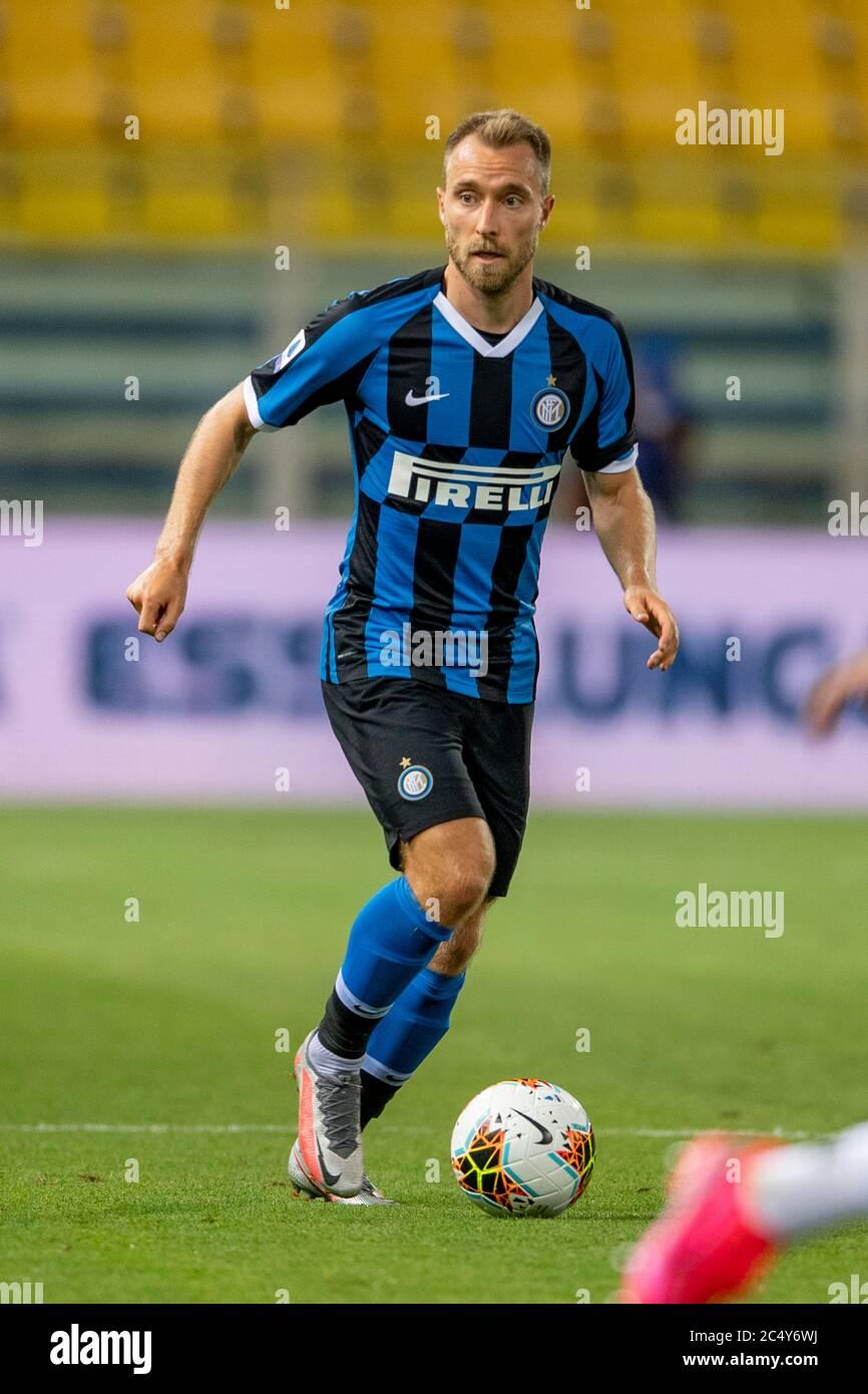 Christian Eriksen (Inter) beim italienischen Spiel