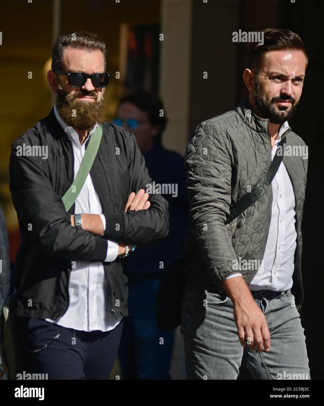 Männer italienische Italienische Herren